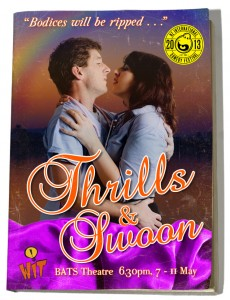 Thrills and swoon romance