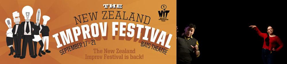 NZ Improv Festival